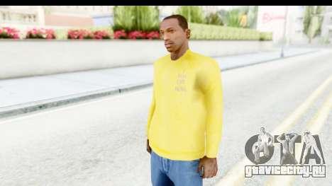 I Feel Like Kobe Sweatshirt для GTA San Andreas второй скриншот