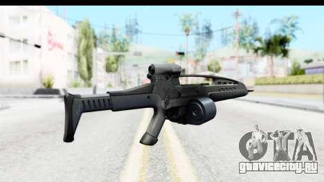 H&K XM8 Drum Mag для GTA San Andreas второй скриншот