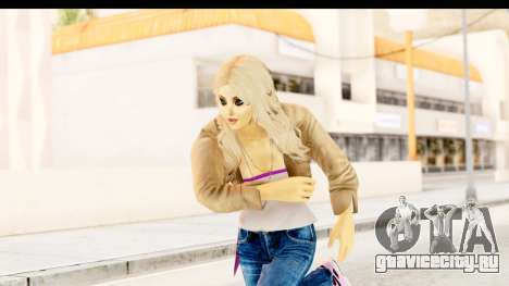 Girl from 90s для GTA San Andreas