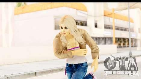 Girl from 90s для GTA San Andreas