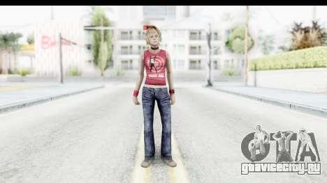Silent Hill 3 - Heather Sporty Red Silent Hill для GTA San Andreas второй скриншот