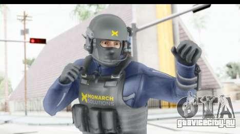 Quantum Break Monarch Operators для GTA San Andreas