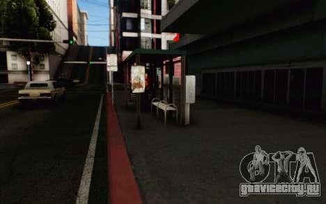 More Details In Map Of San Fierro v0.1 для GTA San Andreas второй скриншот