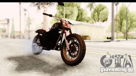 GTA 5 Western Cliffhanger Custom v1 IVF для GTA San Andreas