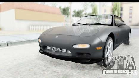 Mazda RX-7 4-doors Fastback для GTA San Andreas