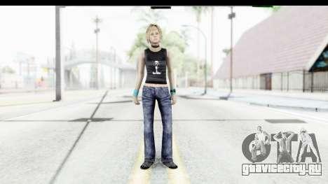 Silent Hill 3 - Heather Sporty The Darth Father для GTA San Andreas второй скриншот