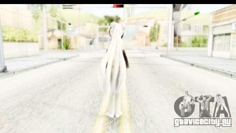 Yowane Haku для GTA San Andreas третий скриншот