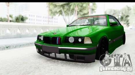 BMW M3 E36 Sloboz Edition для GTA San Andreas вид справа