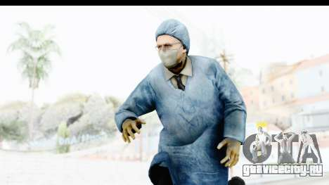 Silent Hill Downpour - Doctor для GTA San Andreas