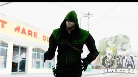 Injustice God Among Us - Green Arrow TV Show для GTA San Andreas