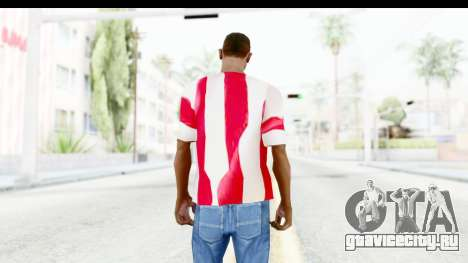 T-Shirt USA Flag для GTA San Andreas третий скриншот