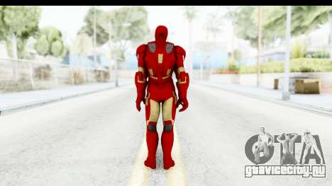 Marvel Heroes - Iron Man Mk7 для GTA San Andreas третий скриншот