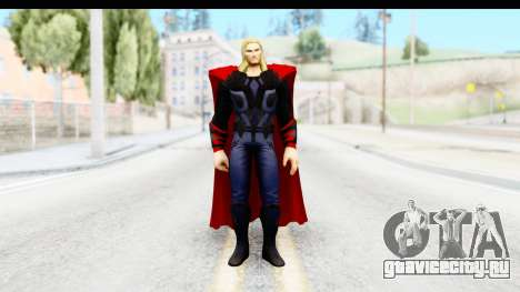 Marvel Heroes - Thor (The Avengers) для GTA San Andreas второй скриншот