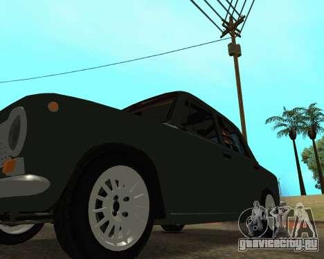 ВАЗ 2101 Армения для GTA San Andreas салон