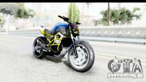 Yamaha Cage Sic для GTA San Andreas