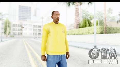 I Feel Like Kobe Sweatshirt для GTA San Andreas