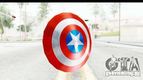 Capitan America Shield AoU для GTA San Andreas
