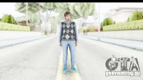 GTA 5 DLC Finance and Felony Skin для GTA San Andreas второй скриншот