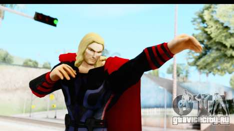 Marvel Heroes - Thor (The Avengers) для GTA San Andreas