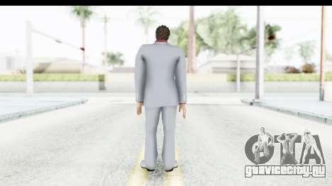 Yakuza 5 Kazuma Kiryu для GTA San Andreas третий скриншот