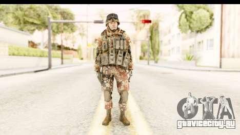 Danish Soldier для GTA San Andreas второй скриншот