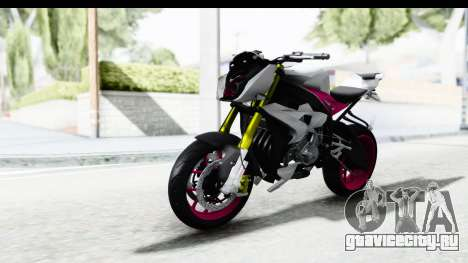 BMW S1000R NICC для GTA San Andreas