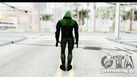 Injustice God Among Us - Green Arrow TV Show для GTA San Andreas третий скриншот