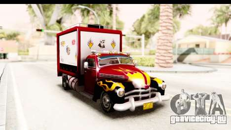 GMC 4100 1950 для GTA San Andreas