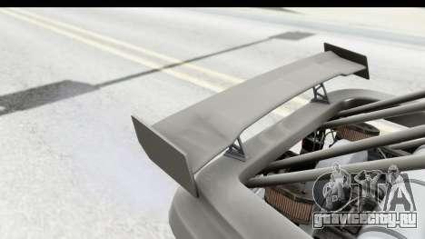 GTA 5 BF Bifta v2 IVF для GTA San Andreas вид изнутри