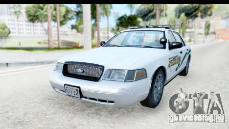 Ford Crown Victoria 2009 Southern Justice для GTA San Andreas