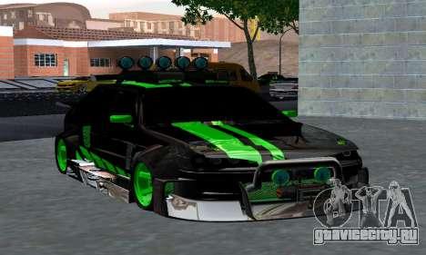 VAZ 2114 DTM для GTA San Andreas