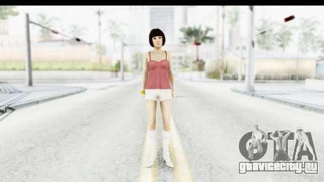 Sandra SD для GTA San Andreas второй скриншот