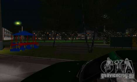 Новый район возле Арзамаса для GTA San Andreas одинадцатый скриншот