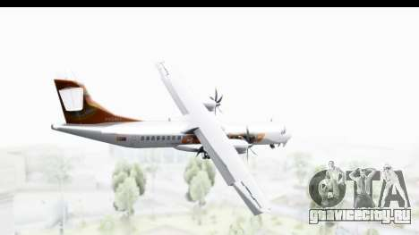 ATR 72-500 ConViasa для GTA San Andreas вид слева
