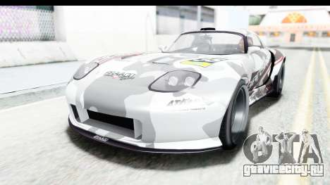 GTA 5 Bravado Banshee 900R Carbon Mip Map для GTA San Andreas колёса