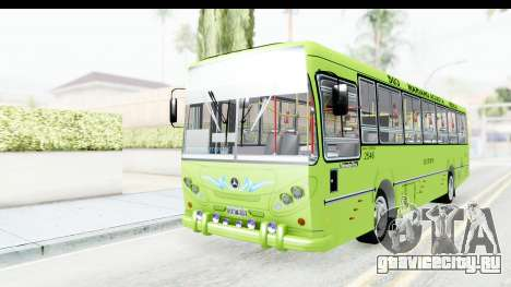 Bus La Favorita Ecotrans для GTA San Andreas