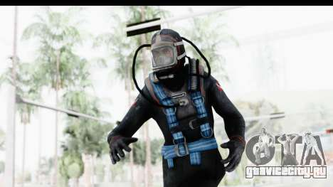 Silent Hill Downpour - Diver для GTA San Andreas