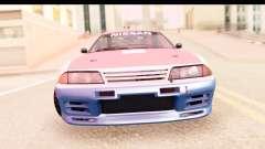 Nissan Skyline Group A для GTA San Andreas