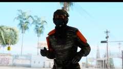 Homefront The Revolution - KPA v4 Camo для GTA San Andreas