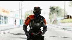 Homefront The Revolution - KPA v4 Captain для GTA San Andreas