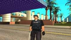 Оригинальный скин SWAT без маски