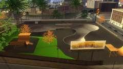 Новые текстуры скейт-парка и госпиталя