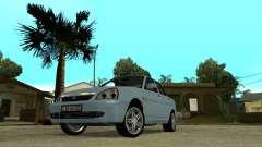 Лада Приора Армения для GTA San Andreas