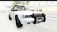 Sri Lanka Police Car v3