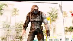 Marvel Future Fight - Winter Soldier для GTA San Andreas