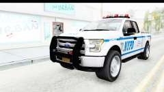 Ford F-150 Police New York для GTA San Andreas