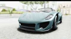 GTA 5 Pfister 811