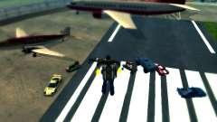 Cars spawn