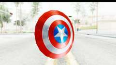 Capitan America Shield AoU для GTA San Andreas