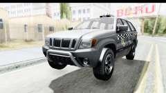 GTA 5 Canis Seminole Taxi